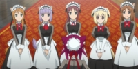 Princess Maid Squad