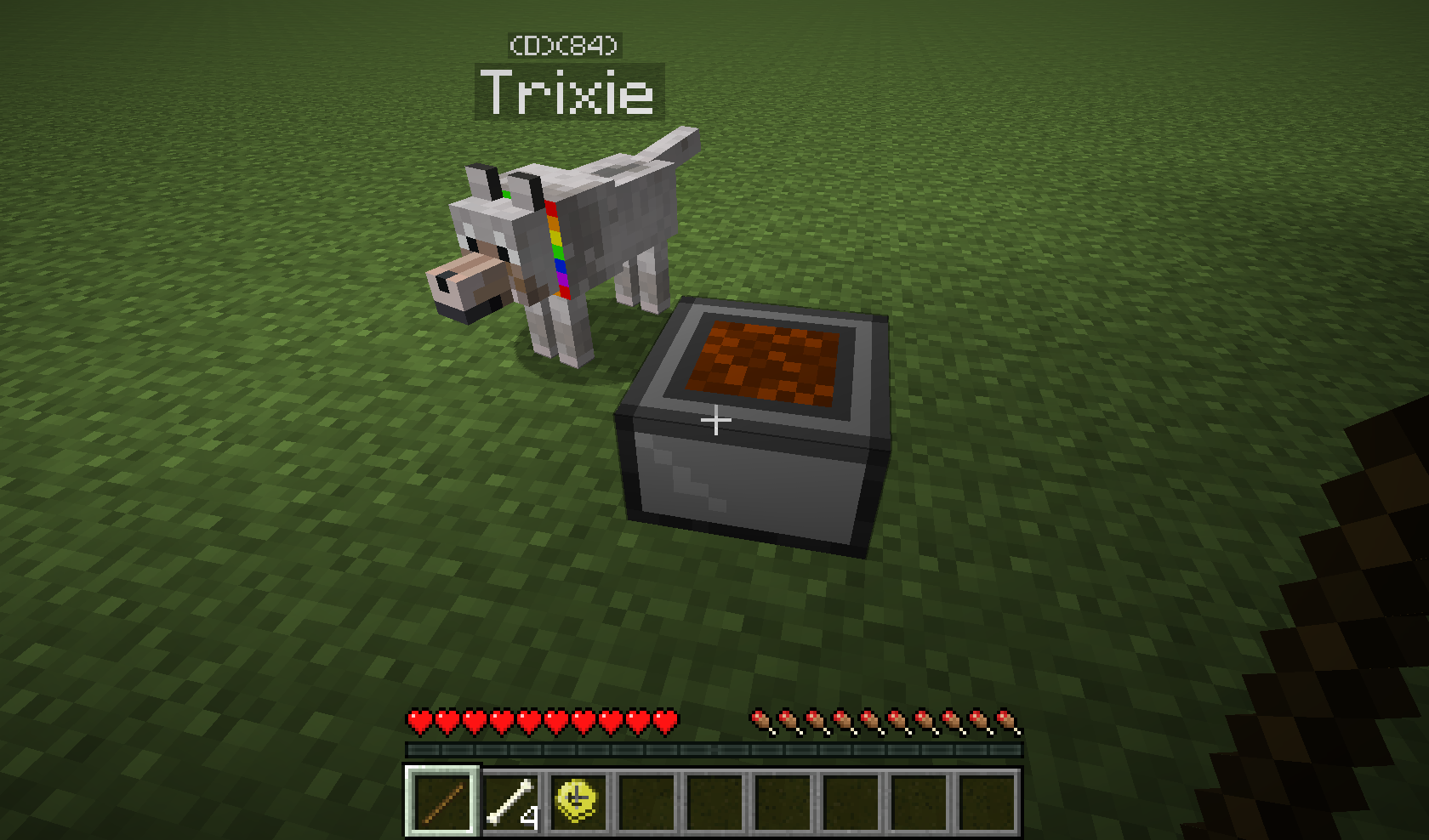 How Do You Make Dog Food In Minecraft