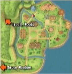 Pupsville map