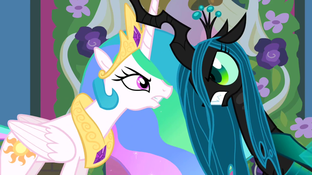 File:640px-Celestia and Chrysalis lock horns S02E26.png