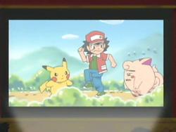 Pokémon Pocket Monsters anime