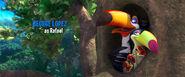 Rio (movie) wallpaper - Toucan Family