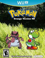 Pokemon Orange Version HD