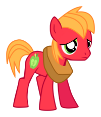 Mlp young macintosh by warmo161-d5kjg17