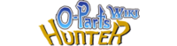 O-Parts Wiki Wordmark