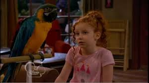 File:Chloe with the parrot.jpg