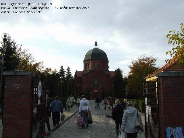 Plik:Cmentarz Grabiszyński (brama główna).jpg