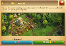 Clear the Forest