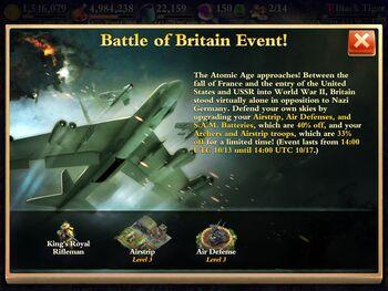 Battle Britain Event