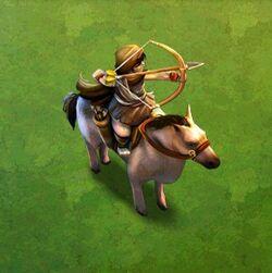 Horse Raider