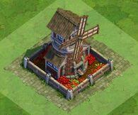 Mill lvl 11