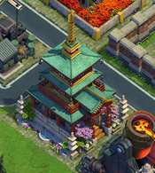 Japanese temple H level