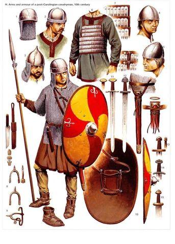 File:Carolingian cavalryman.jpg