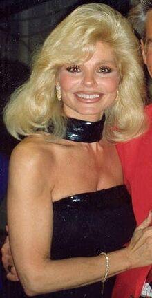 Loni Anderson in 1992