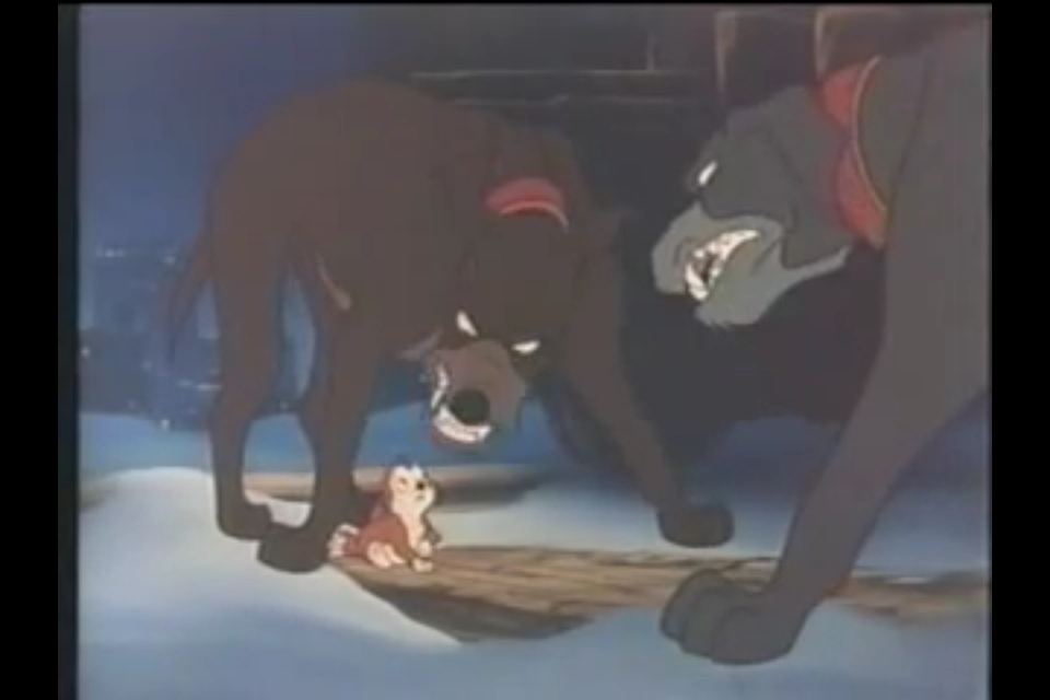 dogs banjo the woodpile cat don bluth wiki fandom