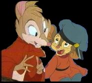 Mrs Brisby And Fievel Picture by BrianDuBose