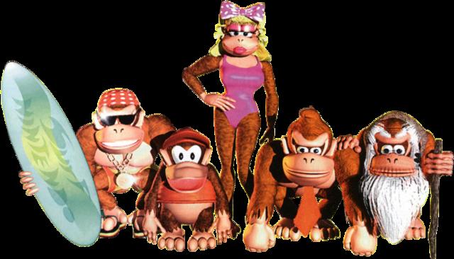 File:Kong Family DKC.png