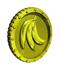 Banana Coin Sticker