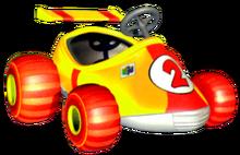DKR Car