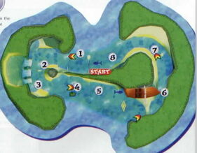 Whale bay map
