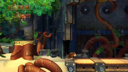 Donkey Kong Country Tropical Freeze Level 1 1 Mangrove Cove