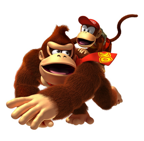 File:Donkey e Diddy DKCR.png