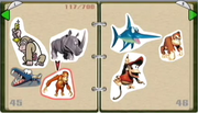 Super Smash Bros. Brawl - Manky Kong sticker