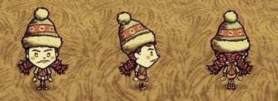 Winter Hat Wigfrid