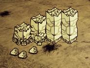 Moon Rock Walls