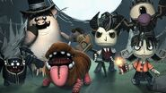 LBP3 Don't Starve costume pack