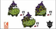 Toadstool Concept Art