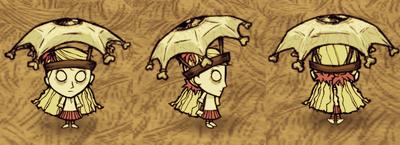 Eyebrella Wendy