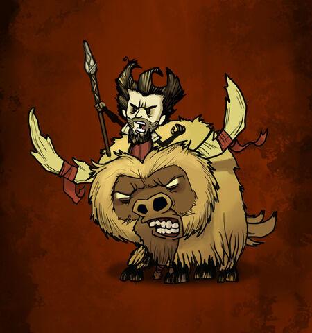 File:Wilson beefalo.jpg