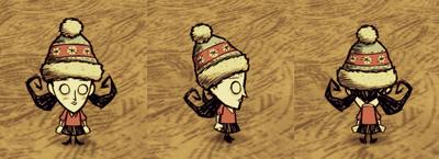 Winter Hat Willow