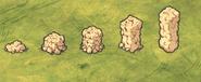 Limestone Wall tiers