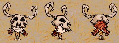 Bone Helm Wigfrid