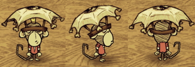 Eyebrella Wilbur
