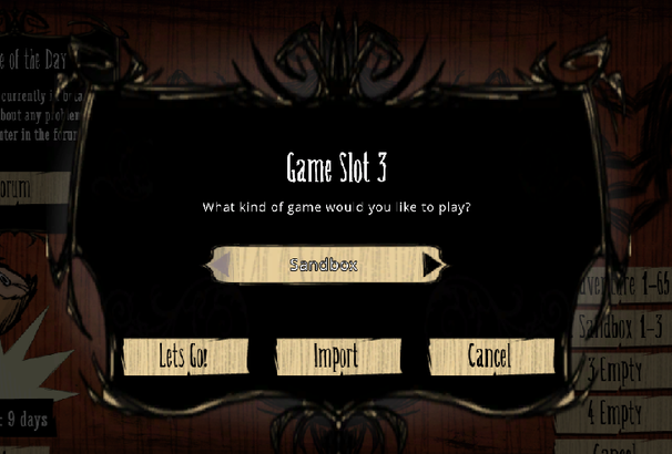 File:Dont starve Importing.png