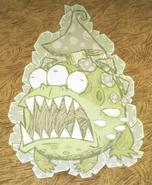 Toadstool Frozen