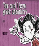 Willson Valentine Card