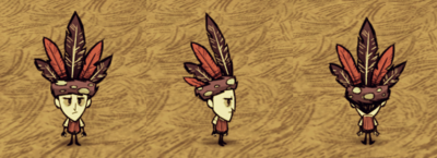 Feather Hat Wilson