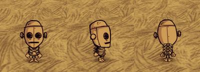 Bone Armor WX-78