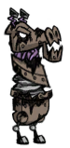 Damaged Knight