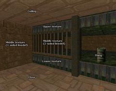 Doom mapformat screen