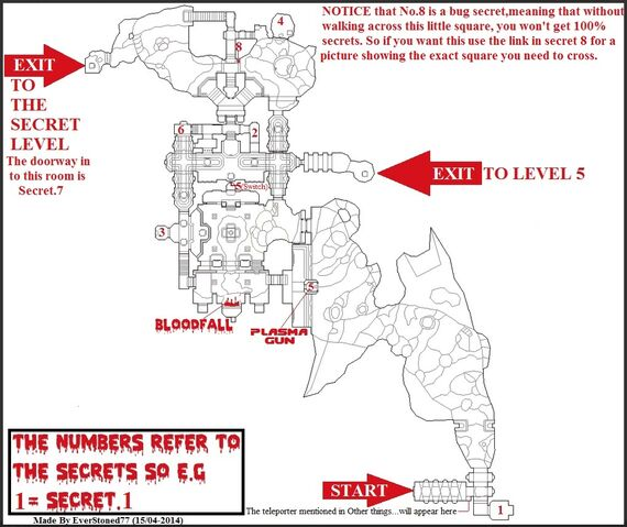 File:Secrets Map (Doom II - No Rest For Living - Map.04).jpg