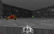 Lost episodes of doom e1m4 map