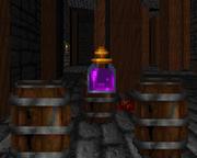 Quartz Flask