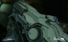 Doom-the-plasma-rifle
