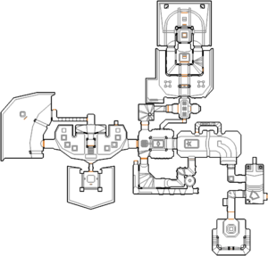 Cchest2 MAP02 map