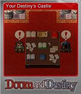 Doom & Destiny Foil 3